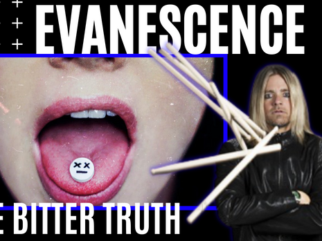 After 10 years, EVANESCENCE'S Bitter Truth is out !