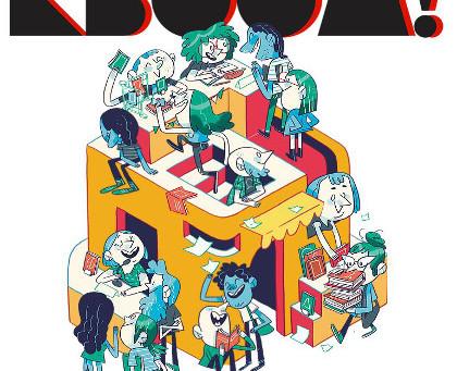 Les jornades KBOOM! de còmic i autoedició incorporen enguany la llengua de signes catalana (LSC)