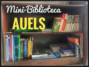El nou servei d'AUELS: biblioteca propia