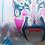 """Thumbnail: 54"""" Neschen Easy Dot Transparent"""