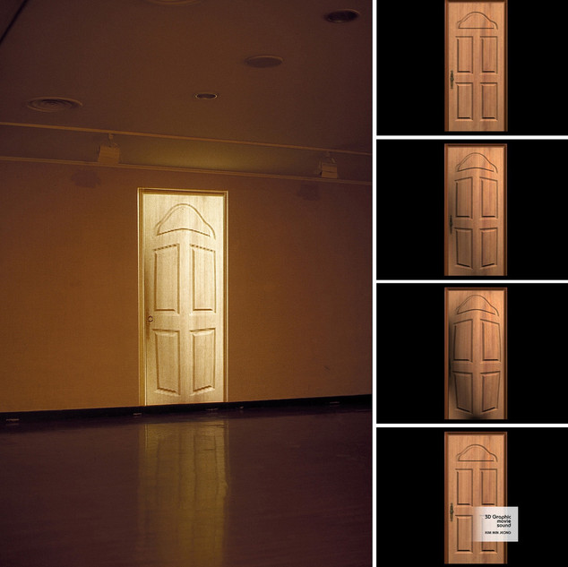 숨쉬는 문 Breathing Door