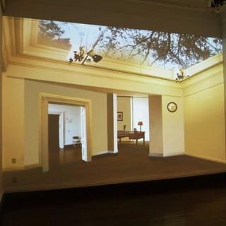 명상의 방 Meditation room