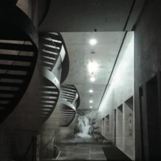 Breathing Wall_ 인공폭포 2015 Breathing Wall _an artificial waterfall