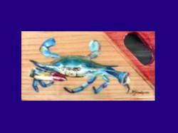 Mad Blue Crab