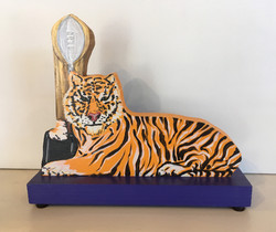 LSU Tiger - National Champ Trophy