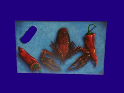 Crawfish & Peppers