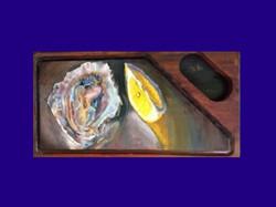 Oyster & Lemon I