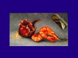 Shrimp & Red Onion