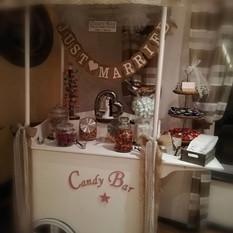 Candy Bar Hochzeit 🍭__An diesem Wochene