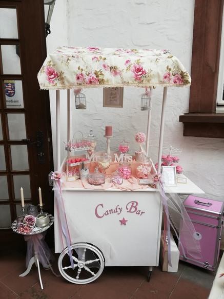 Candy Bar - Frühlingserwachen in Groß-Ge