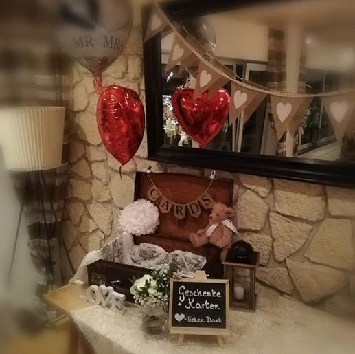 Geschenketisch Hochzeit 🎁__#hochzeit_#w