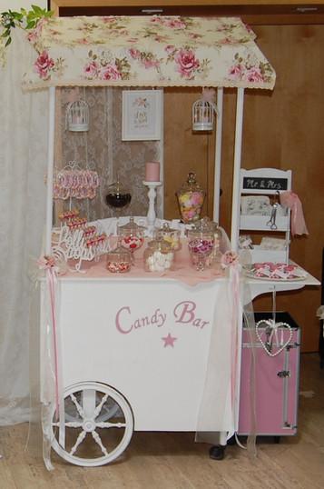 Candy Bar Wagen