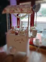 Candy Bar - Hochzeit