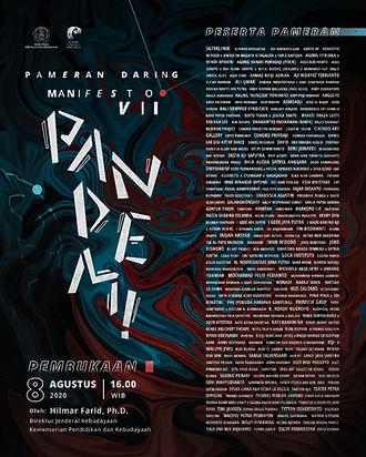 MANIFESTO VII Pandemi