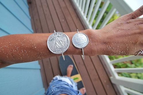 Coin Bangle