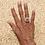 Thumbnail: Puka Shell Bezel Ring