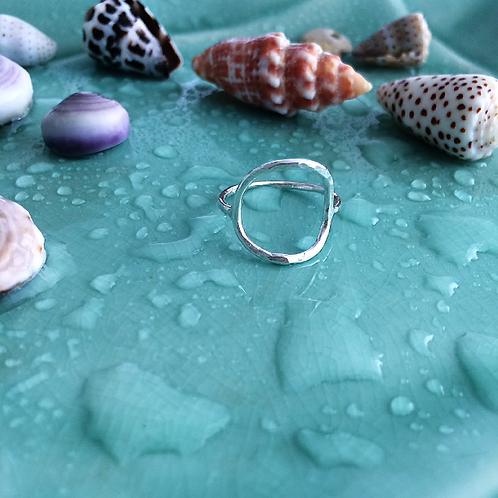 Circle Geo Ring