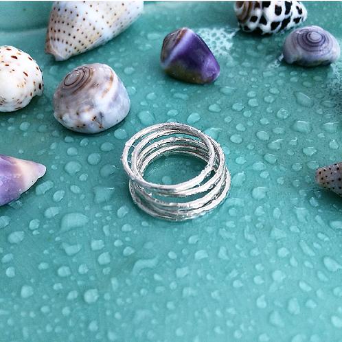 Stacking Ring / Midi / Toe