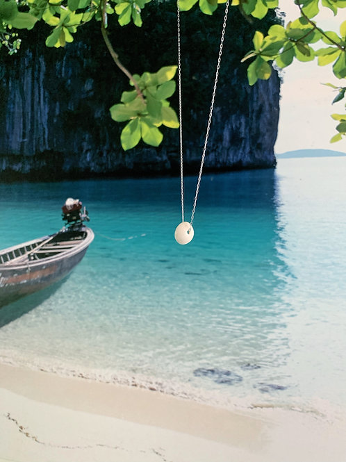 SALE! Puka Floating Necklace