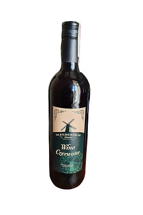 Olenderskie Wino Domu - Czerwone wytrawne