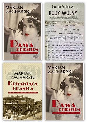 Ksiązki gen. Mariana Zacharskiego