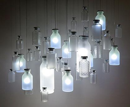Nuage de brume - Sculptural Light by Umbra & Lux