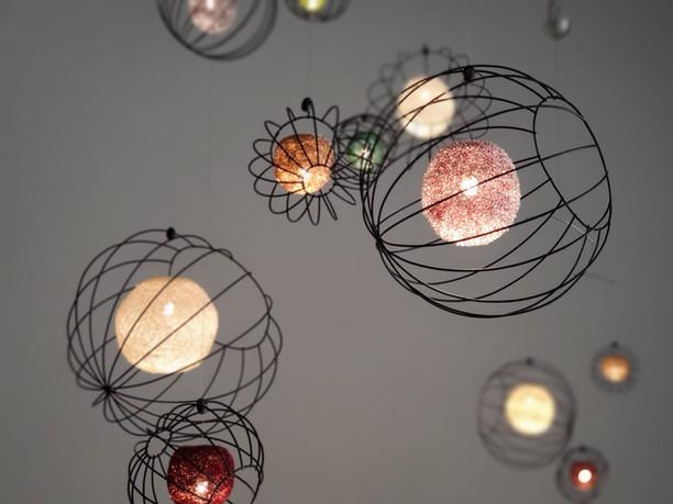 Orbs - Sculpural Lights by Umbra & Lux