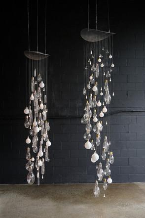 Light Rain - Sculptural Lights by Umbra & Lux