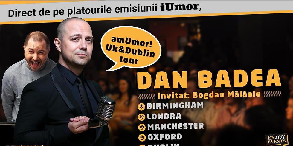 Am Umor UK & Dublin Tour