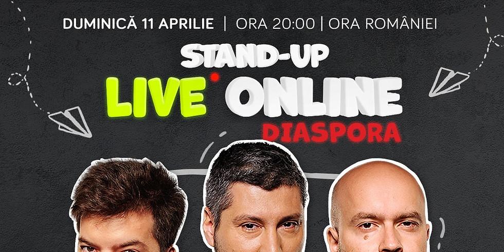 Stand Up Online - Comics