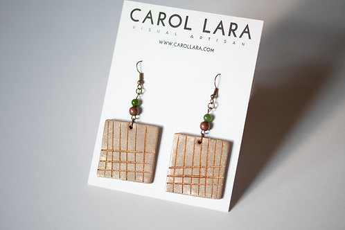 Nala - Handmade Earrings