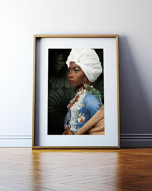 Time - Fine Art Portrait - Photography - Digital Download