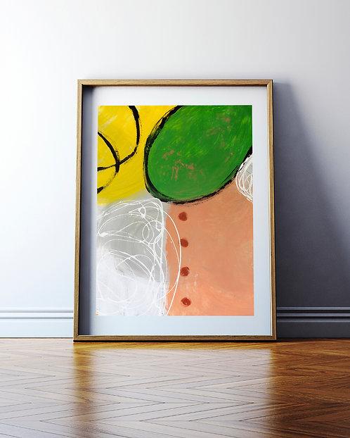 Carambola - Painting - Digital Download