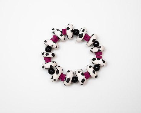 Azucar - Handmade Beaded Bracelet