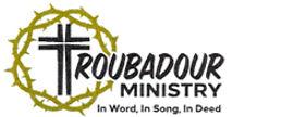 Troubadour Ministry Logo