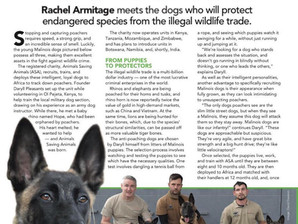 ASA feature in 'Your Dog' magazine