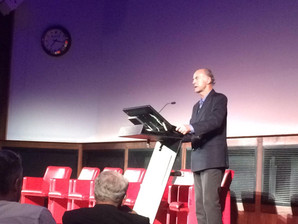 A.S.A privileged to speak alongside Sir Ranulph Fiennes at the RGS