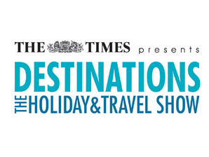 A.S.A to be a speaker at 'Destinations' The Holiday & Travel Show 2018