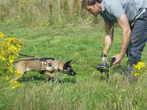 ASA Training with photographer Neil Aldridge