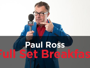 ASA is interviewed by Paul Ross on Talk Radio