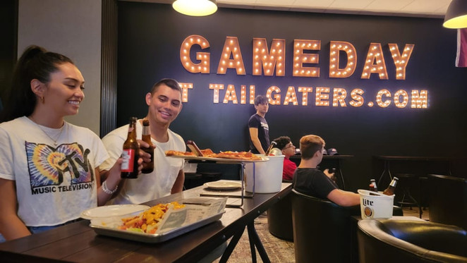 GAMEDAY at Tailgaters - Where Friends, Fans & FUN Come Together!