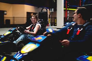 Go-Karts at Fun Land of Fairfax