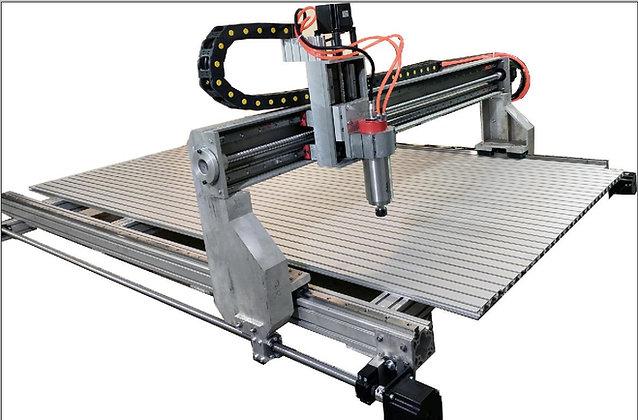 Фрезерный станок с ЧПУ ход рабочего инструмента 2050 мм*1400 мм*170 мм