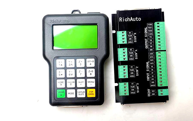 DSP контроллер RichAuto A11