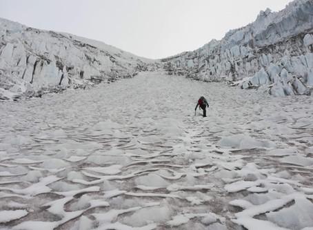 TR - Kautz Glacier C2C