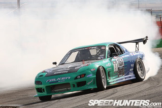 Falken Tire RX-7 - Supported by Racetune