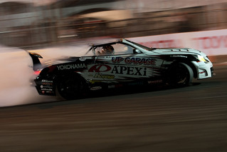 Apexi SC430 Pro Driftcar -supported by Racetune