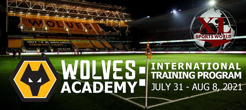 Wolves Academy International Training Ca