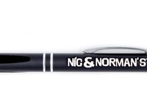 Nic & Norman's Ballpoint Pen