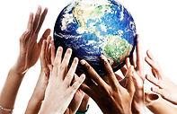 Reaching globe